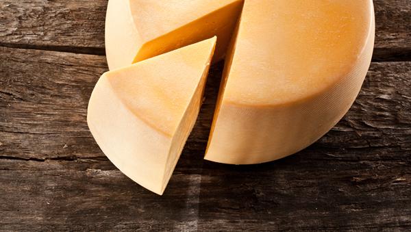 Cheese for healthy teeth