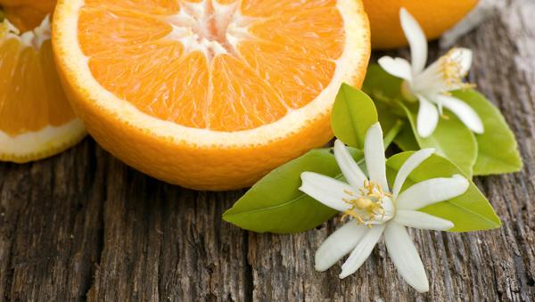 Oranges for healthy teeth