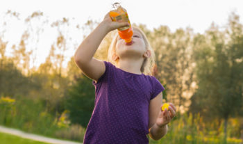 Sports Drinks & Kids: The Shocking Truth