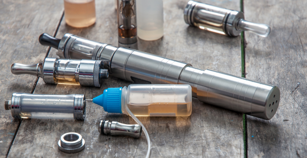 The Dangers of E-cigarettes and Teen Oral Health