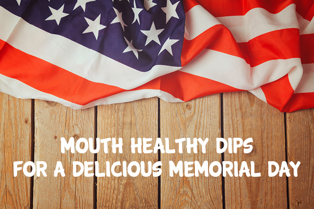 3 Mouth-Happy Memorial Day Dips