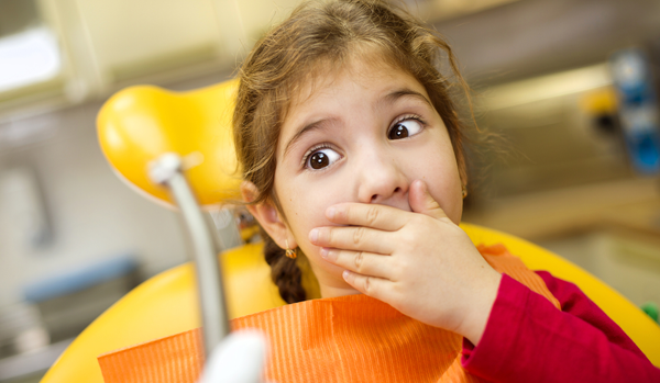 Help! My Child is Afraid to Visit the Dentist!