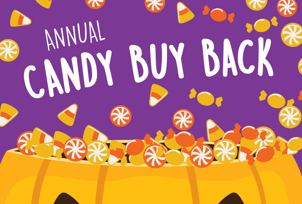 Participate in Our Candy Buy Back to Support our Troops!