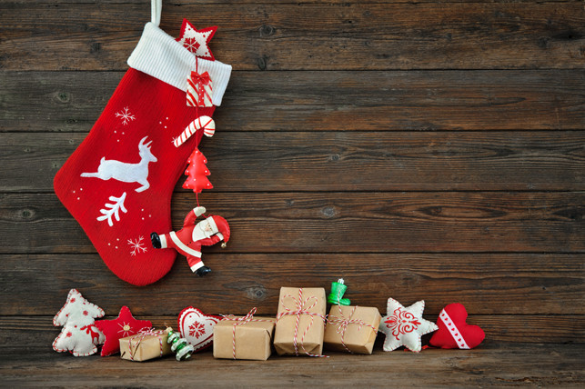Tooth Friendly Stocking Stuffers