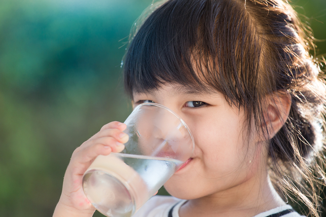 Celebrate National Children's Dental Health Month by Drinking Water