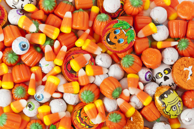 Dental Cavities Just Love Halloween Candy Binges