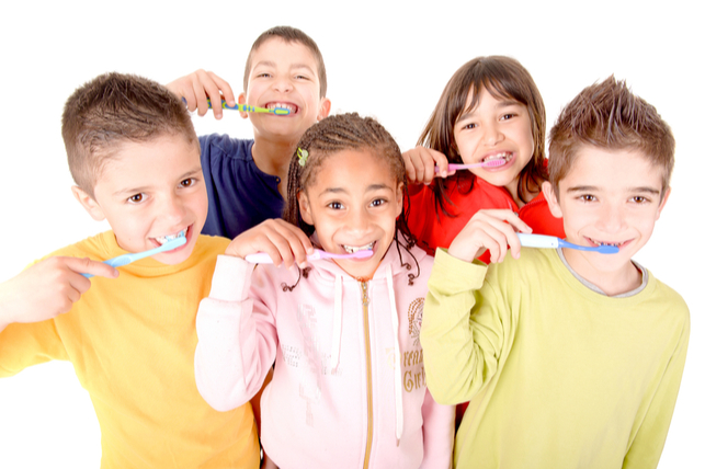 Celebrate National Children's Dental Health Month by Staying Mouth-Healthy