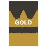 Invisalign gold provider 2019 logo