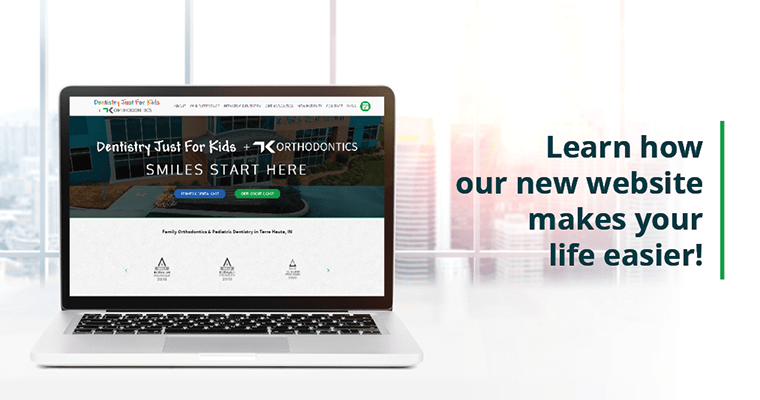 Learn how our new website makes your life easier!