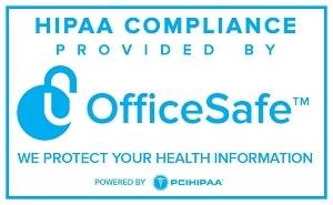 HIPAA OfficeSafe Badge